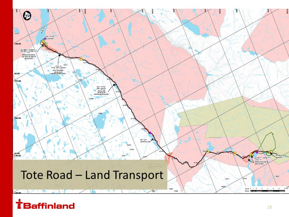 18 Tote Road – Land Transport