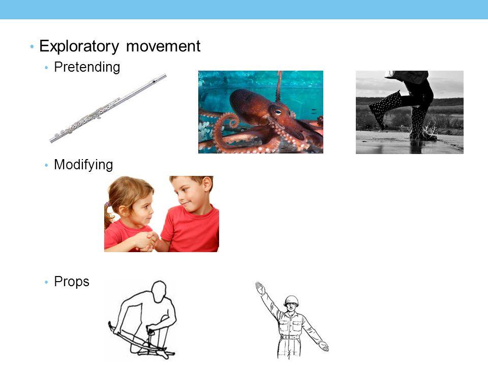 Rhythmic movement