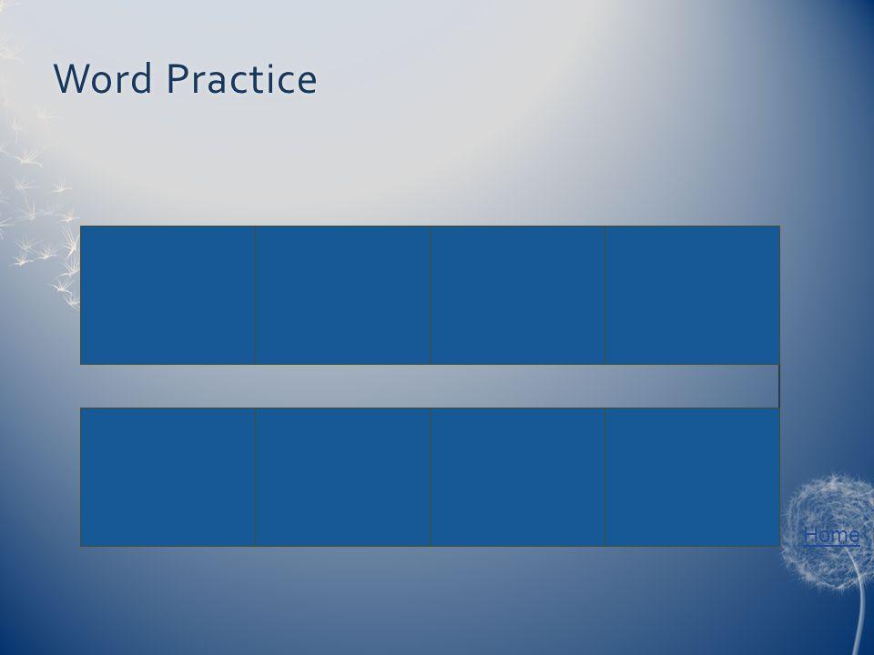 Home Word PracticeWord Practice TimPambincan fanRinin fin
