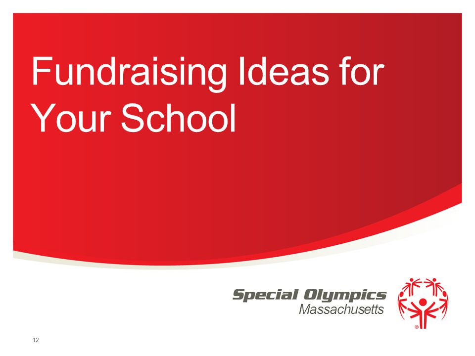 Massachusetts Fundraising Ideas for Your School 12