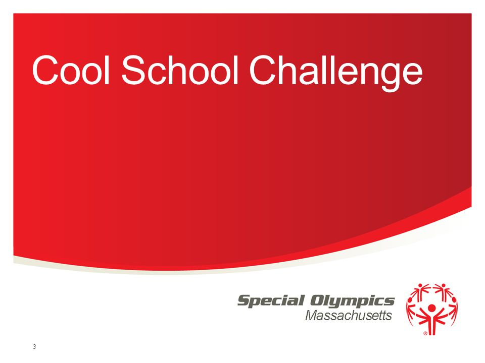 Massachusetts Cool School Challenge 3
