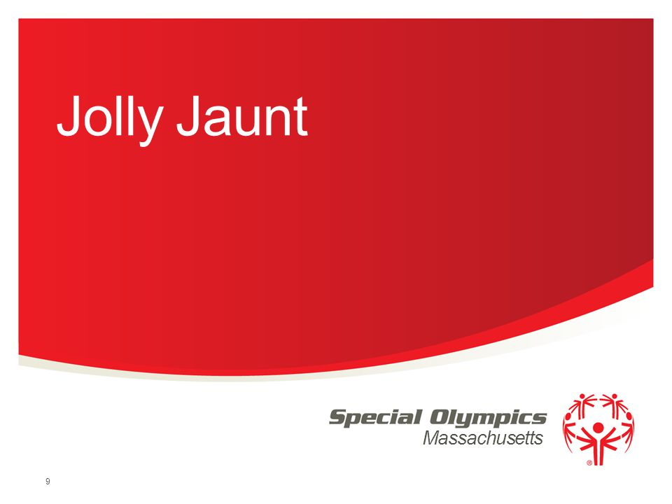 What is the Jolly Jaunt.