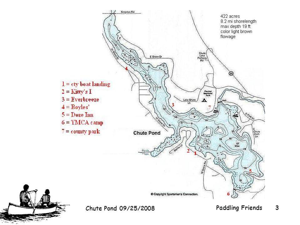 Chute Pond 09/25/2008 Paddling Friends3