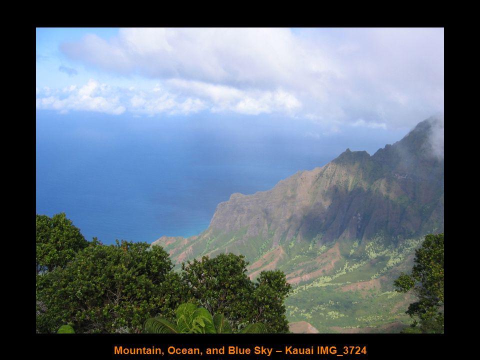 Look at the Rainbow – Kauai 100_2217