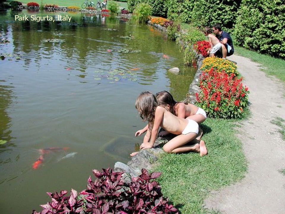 The Sigurtà Garden-Park