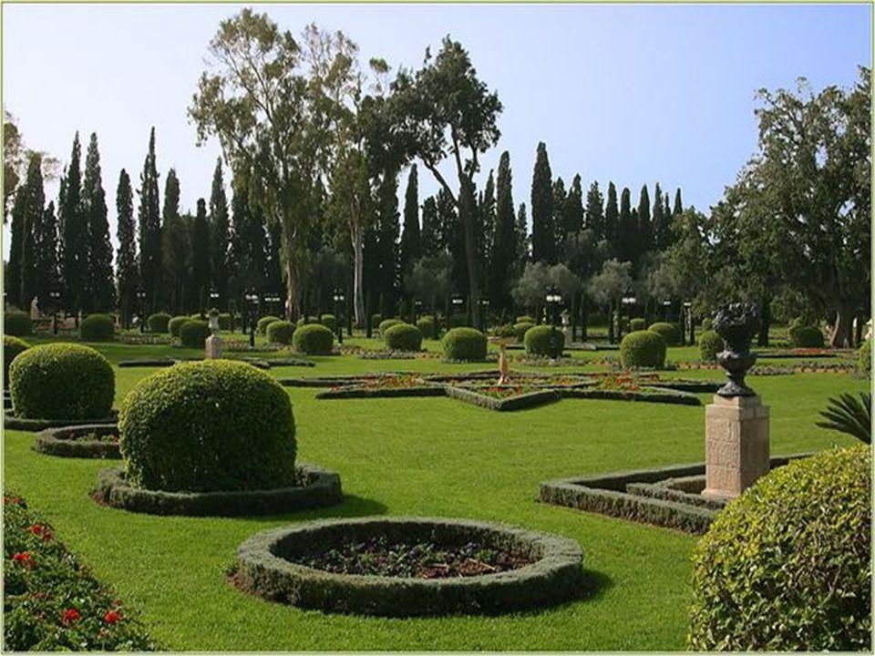 Bahai gardens, Haifa, Israel