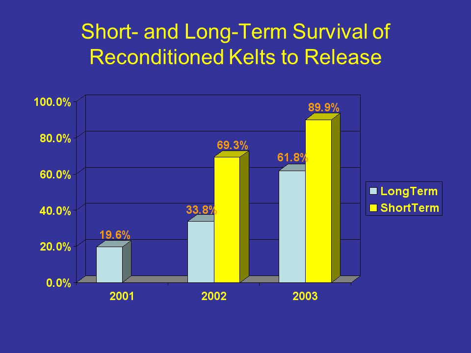 Short- and Long-Term Survival of Reconditioned Kelts to Release