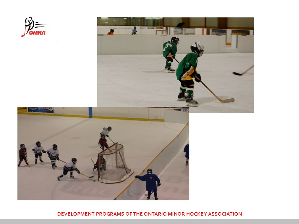 DEVELOPMENT PROGRAMS OF THE ONTARIO MINOR HOCKEY ASSOCIATION