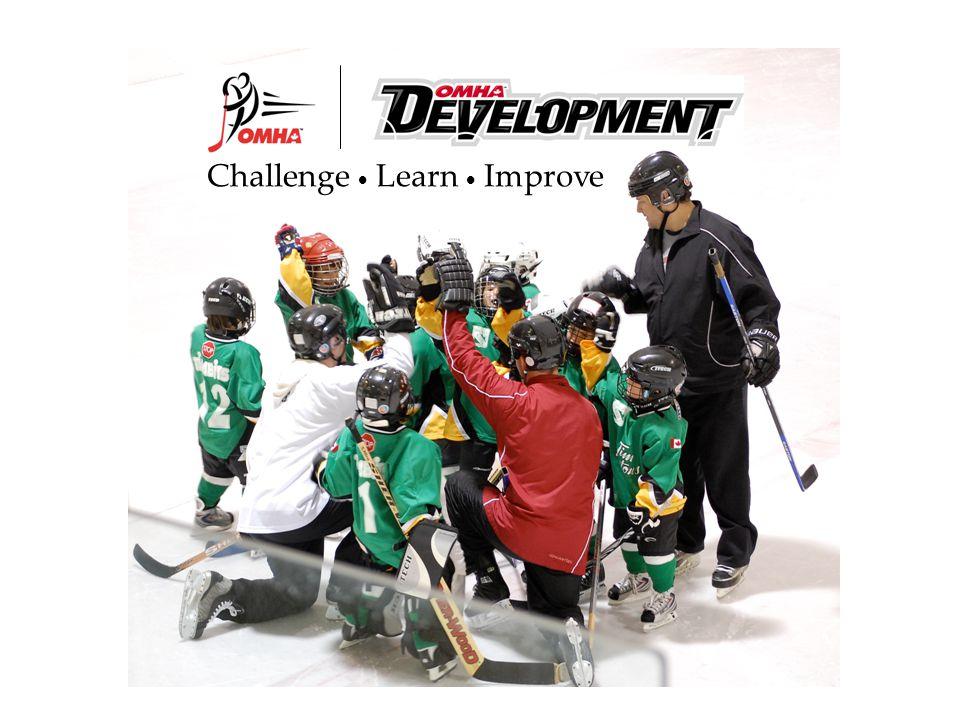 Challenge  Learn  Improve