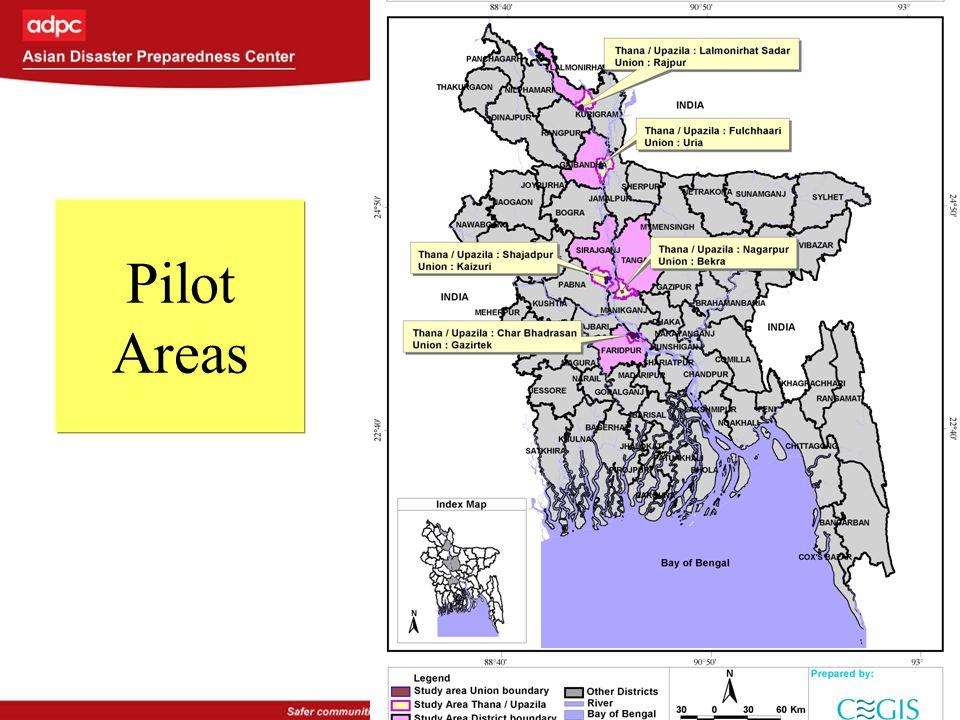 Pilot Areas