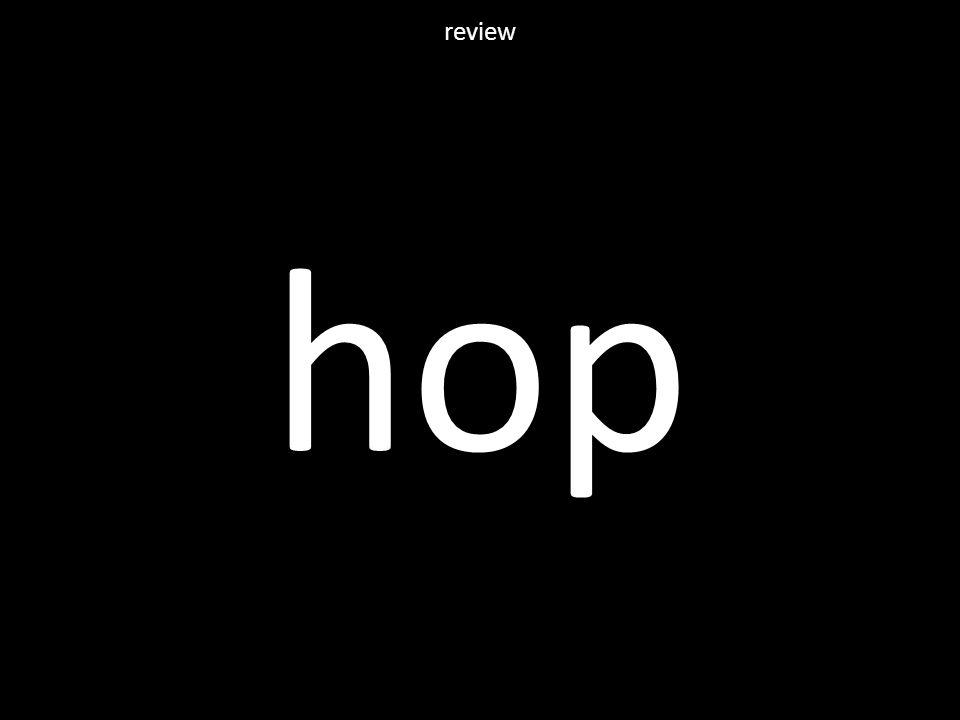 hop review