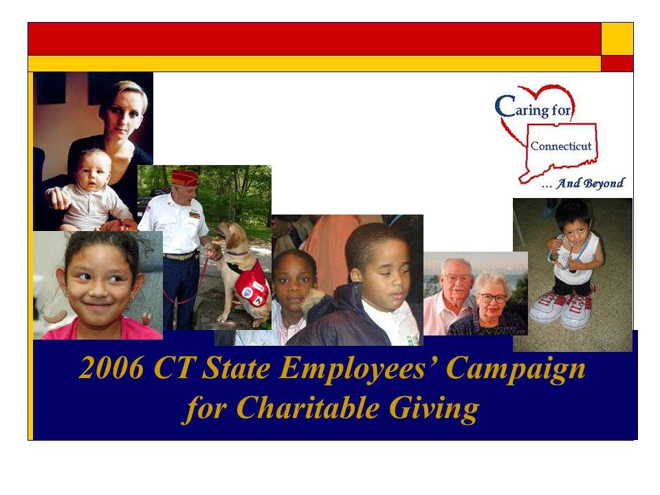 2006 CT State Employees' Campaign for Charitable Giving