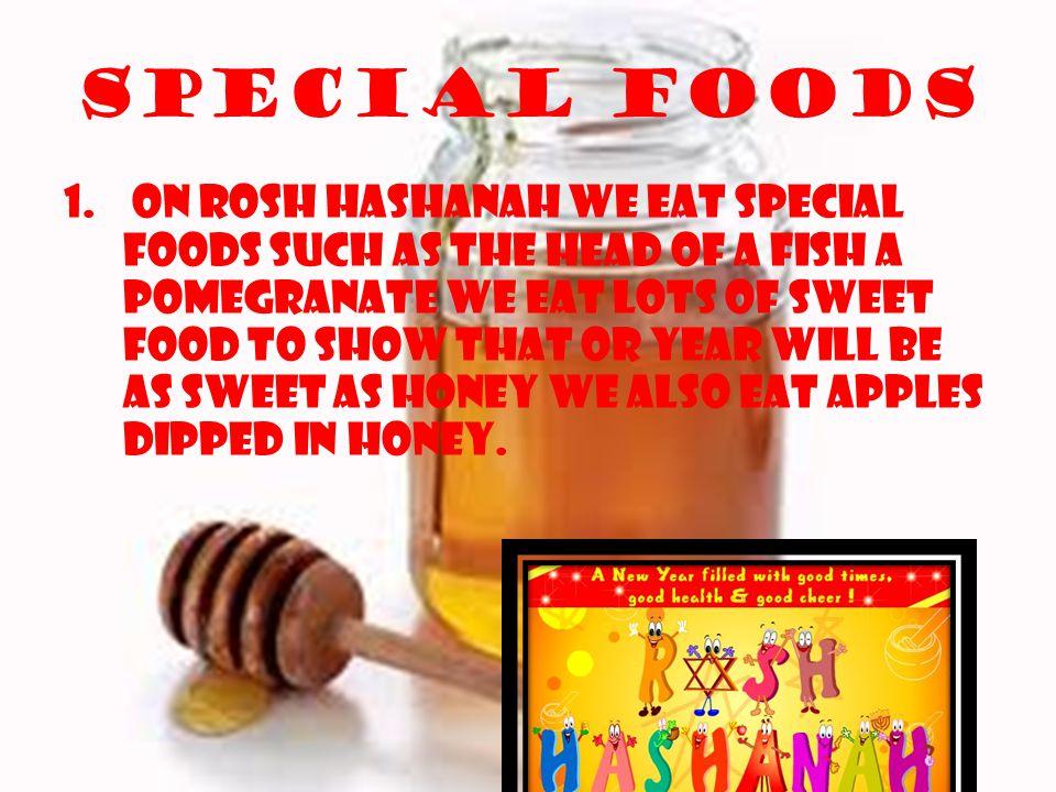 Special foods 1.