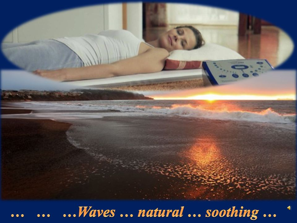 WILLING to let your own magical waves empower you with its healing fingerprints – and say YES! to