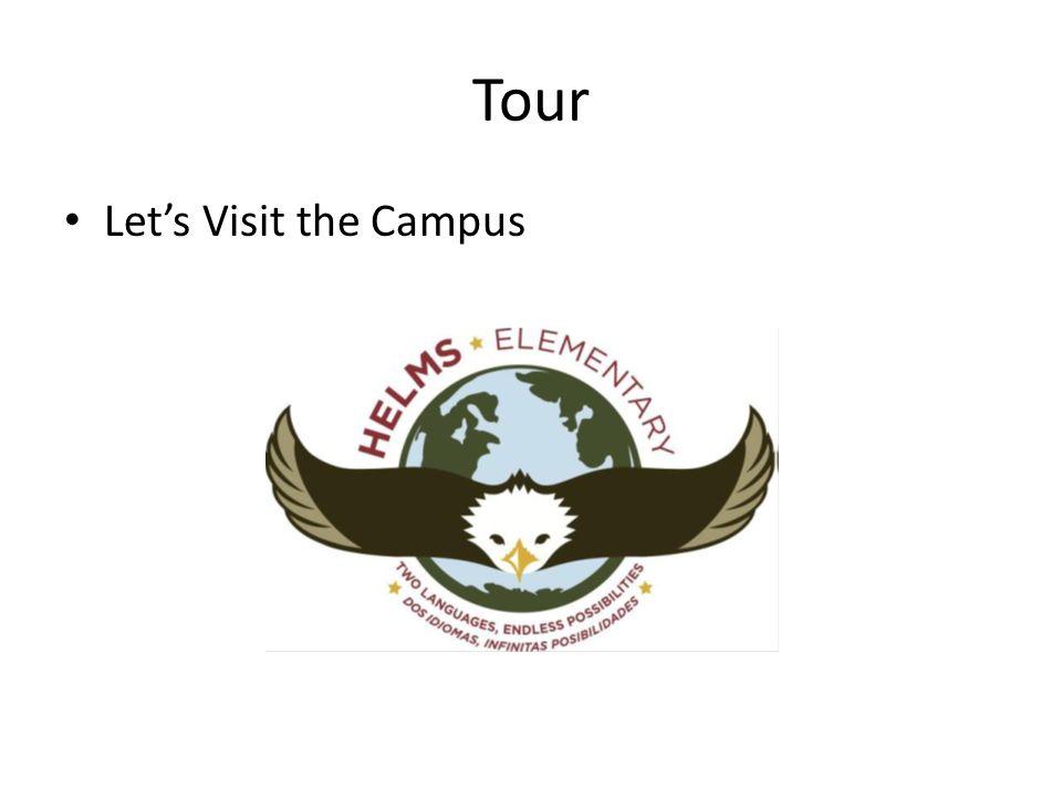Tour Let's Visit the Campus