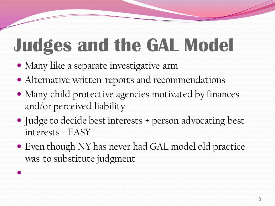 Substituting Judgment - Harm When is following a child's wishes likely to result in a substantial risk of imminent, serious harm to the child under Rule 7.2.