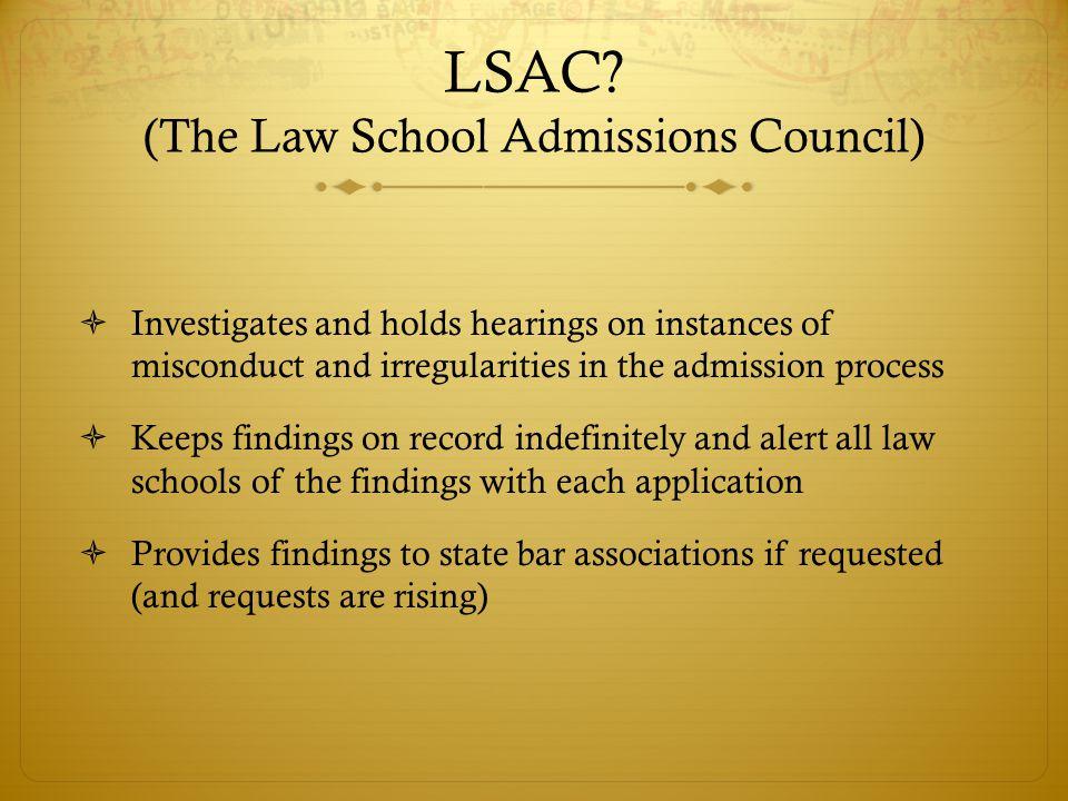 LSAC.