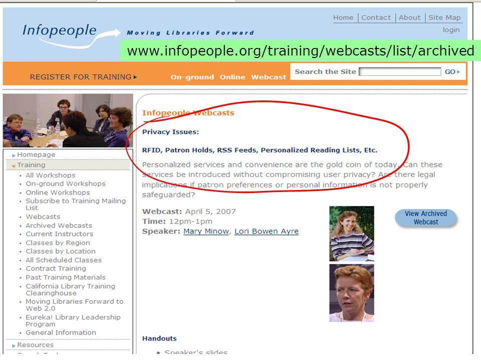 www.infopeople.org/training/webcasts/list/archived