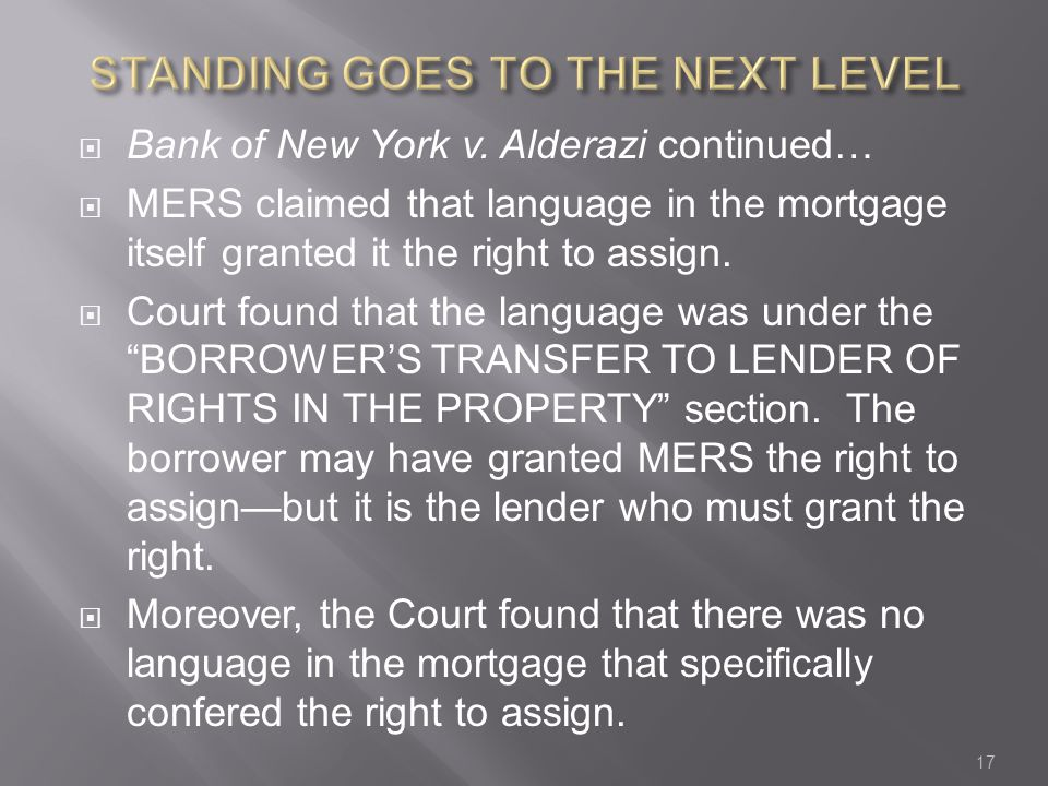  Bank of New York v.