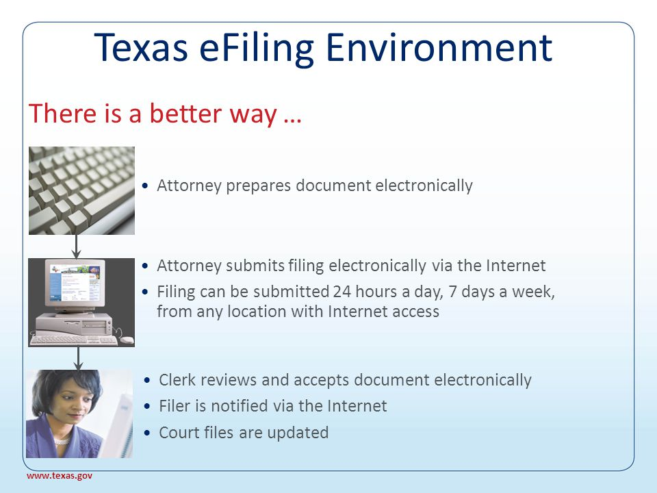 Why Do We Need e-Filing.
