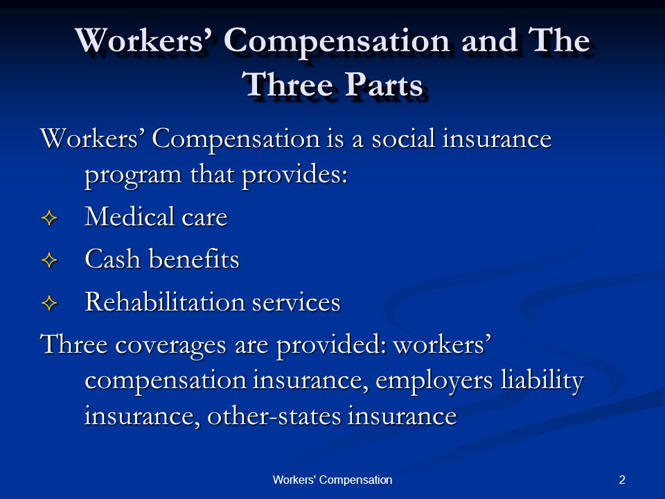 23Workers Compensation Proposed Solutions To Workers Compensation  To regulate the amount of chiropractic and physical therapy visits per claim.