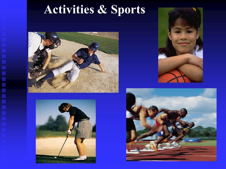 Activities & Sports
