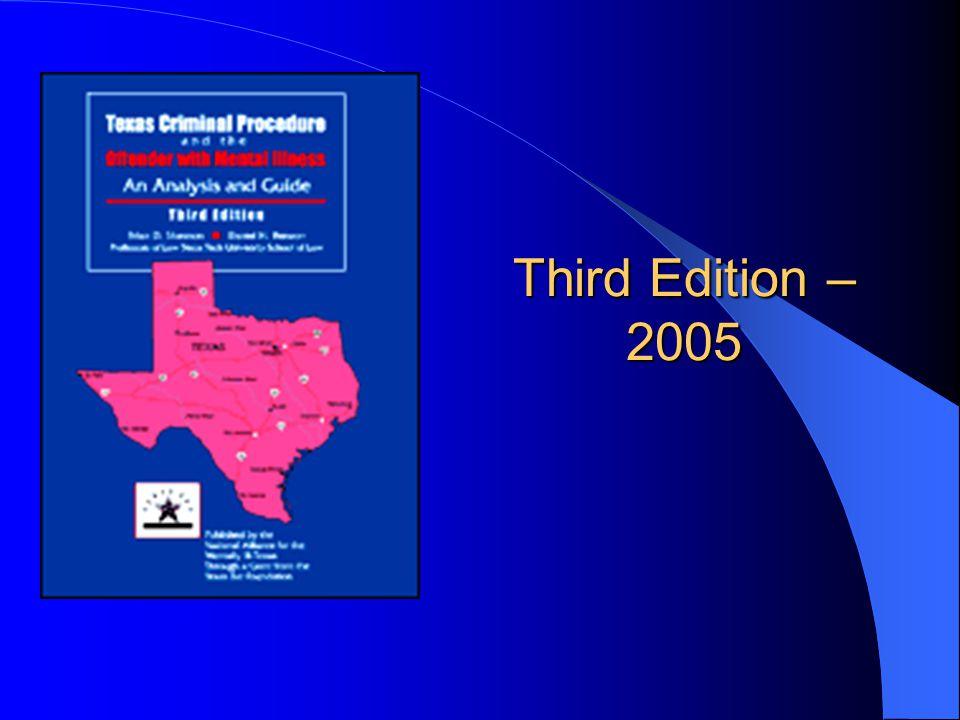 Third Edition – 2005