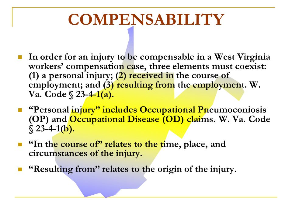 There are two types of personal injuries : Occupational Injuries.