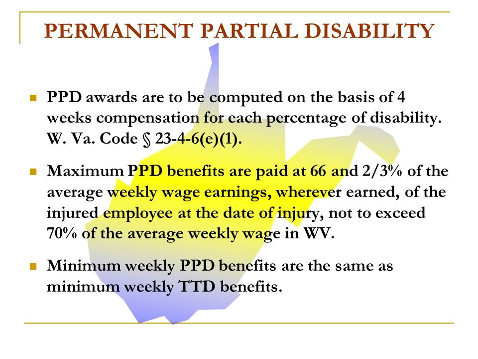 Preexisting impairments and an aggravation thereof shall not be taken into consideration in determining the amount of PPD due to the compensable injury.