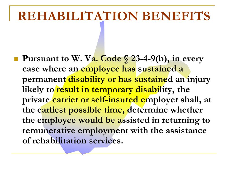 The payment for physical rehabilitation, including the purchase of prosthetic devices, and other equipment and training in use of the devices and equipment, are considered expenses within the meaning of W.