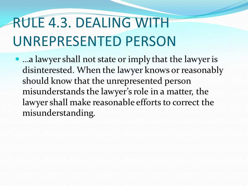 Attorney Client Privilege (3) the communication was made outside the presence of strangers; (4) the communication was made to obtain a legal opinion o