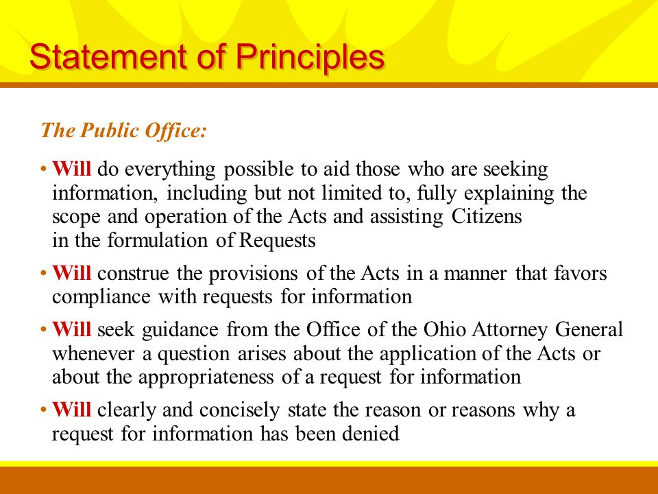 How to Comply With Public Records Requests