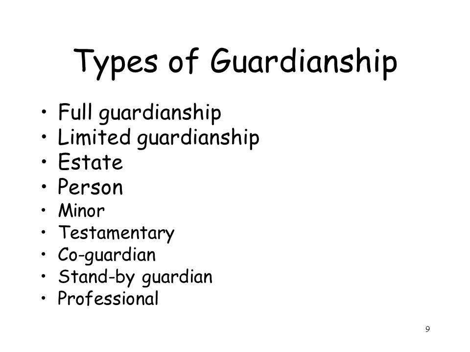 10 Professional Guardianship Certified Professional Guardianship Board –Standards of Practice –Discipline –Complaints Standardized Training