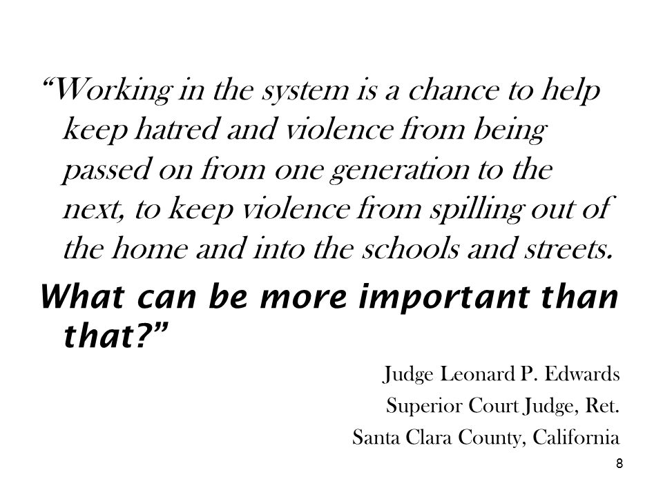 29 Respondent Parent Counsel Salient Issues: Confidentiality Incarcerated Client –Communication –Control of case –Case plan Case Strategy –Candid assessment and communication is essential –Educate client that different stages require different tactics –Mediation may assist in resolving conflict Bias against parent by helping agencies based on act Strategies when the plan is no longer reunification but OPPLA or placement with a fit and willing relative