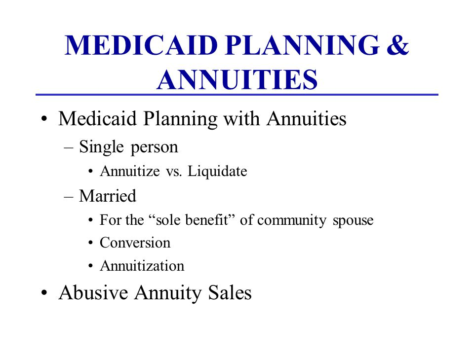 MEDICAID MYTHS If I enter a nursing home, the nursing home will place a lien on my home.