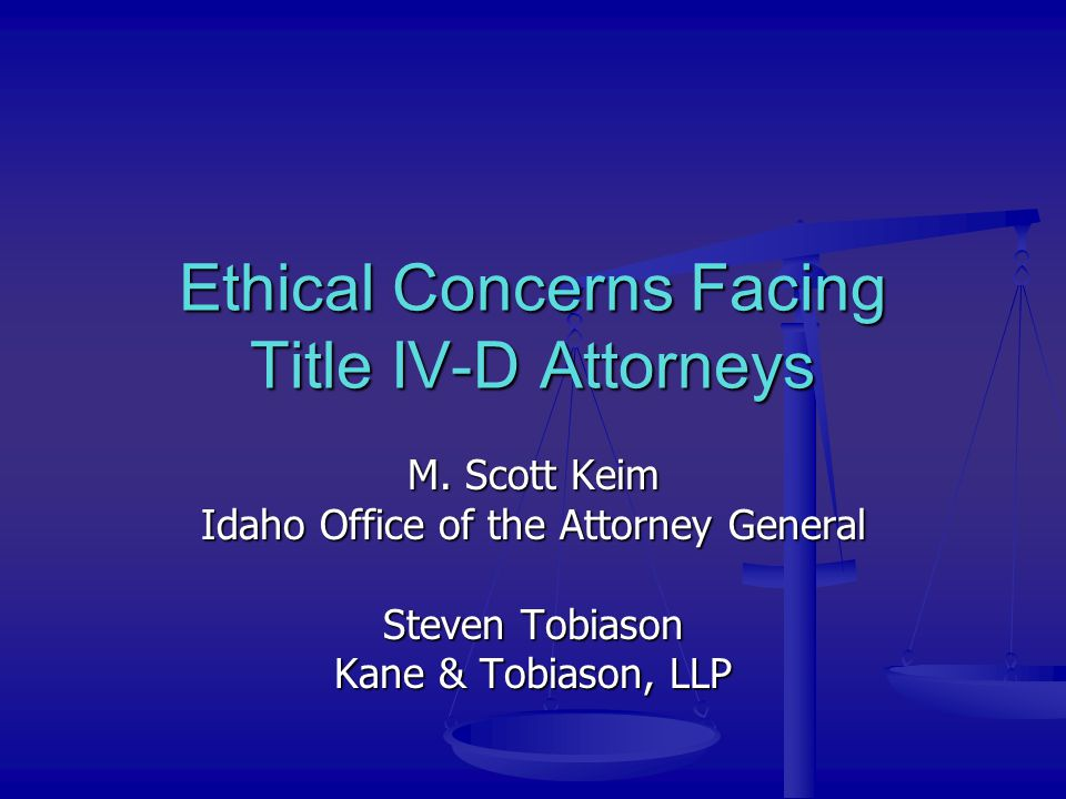 Scenario 4 – Ricochet Just last month you finished up a downward modification that had been referred to you by your state's IV-D agency in which dad, Nota Payer, who did not have an attorney stipulated to the support and provided his tax returns for the past two years.