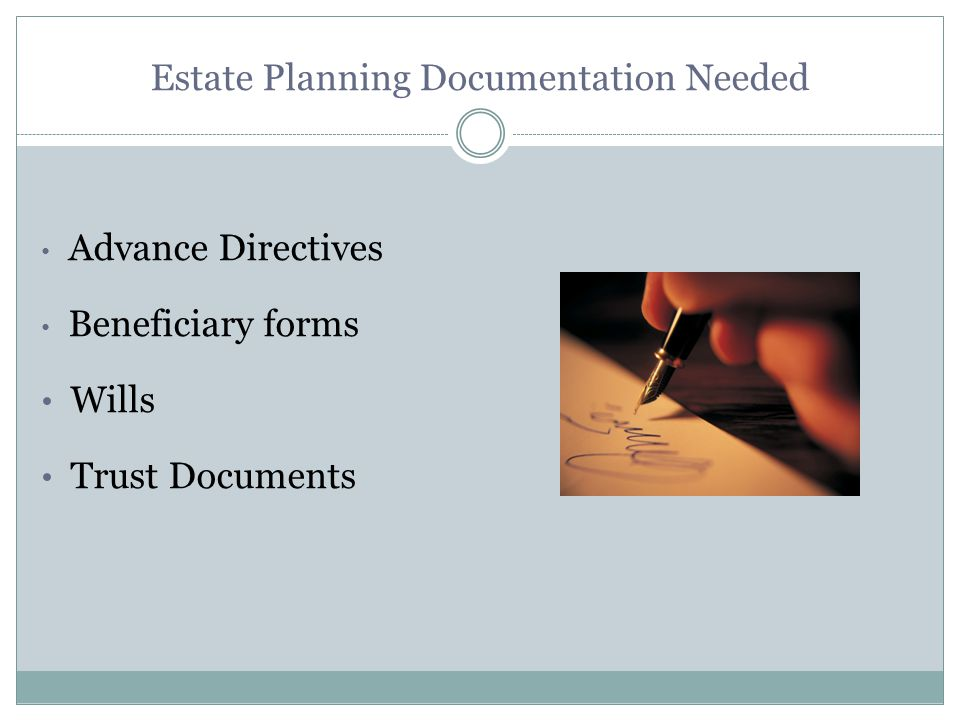 Tips for Preparing Advance Directives Some doctors offices can provide a form.