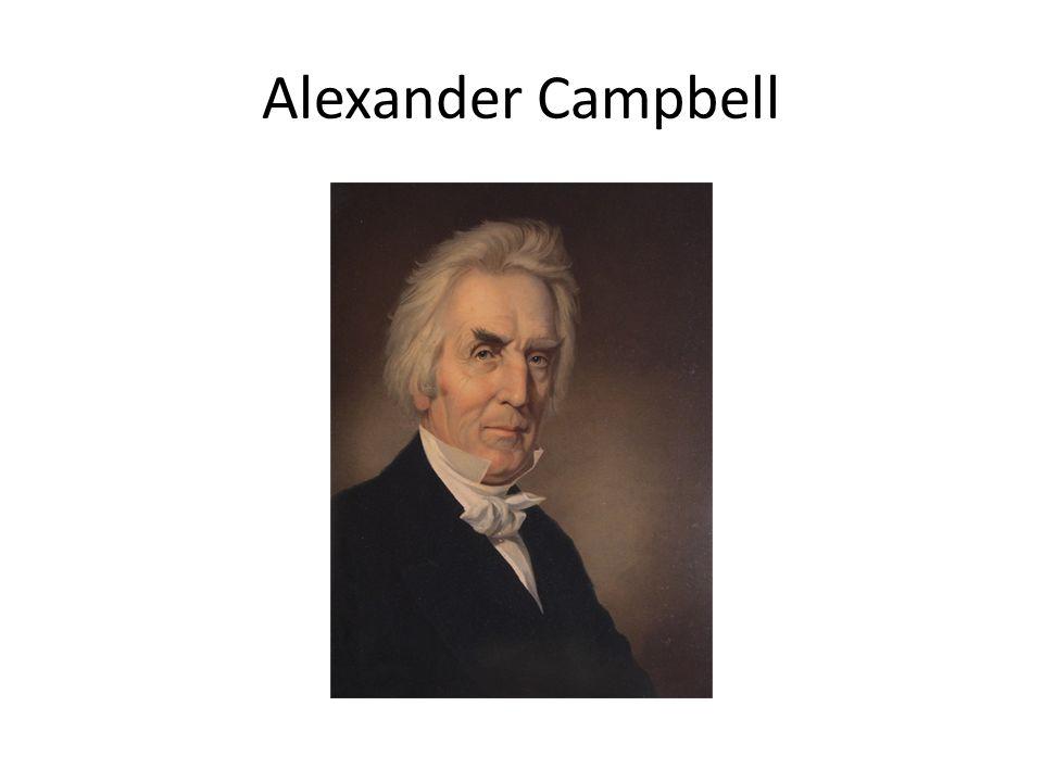 Alexander Campbell