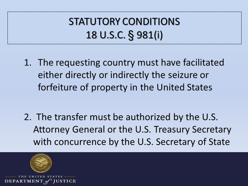 U.S./MEXICO SHARING AGREEMENT  United States vs.Union Bank of California.