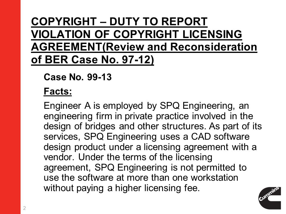 13 Employment—Cash Door Prize (Case No.10-3) Facts: Engineer A works for UVW Engineering.