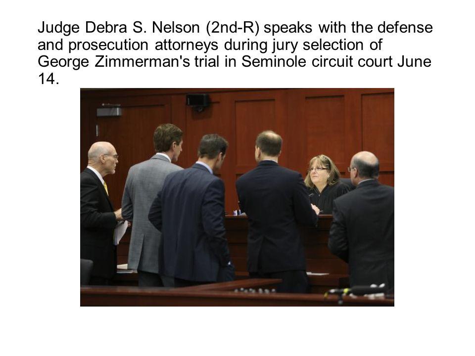 Judge Debra S.
