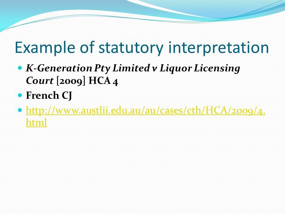 Ambiguity Fallas v Mourlas [2006] NSWCA 32 http://www.austlii.edu.au/au/cases/nsw/NSWCA/2006/32.