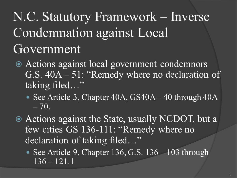 Attorneys' Fees  No attorneys' fees in regular condemnation actions.