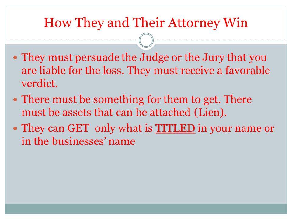 Litigation Someone gets MAD !!!.