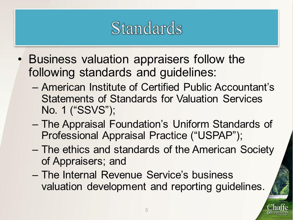Vanessa Brown Claiborne, CPA/ABV, ASA vbrown@chaffe-associates.com Chaffe & Associates, Inc.