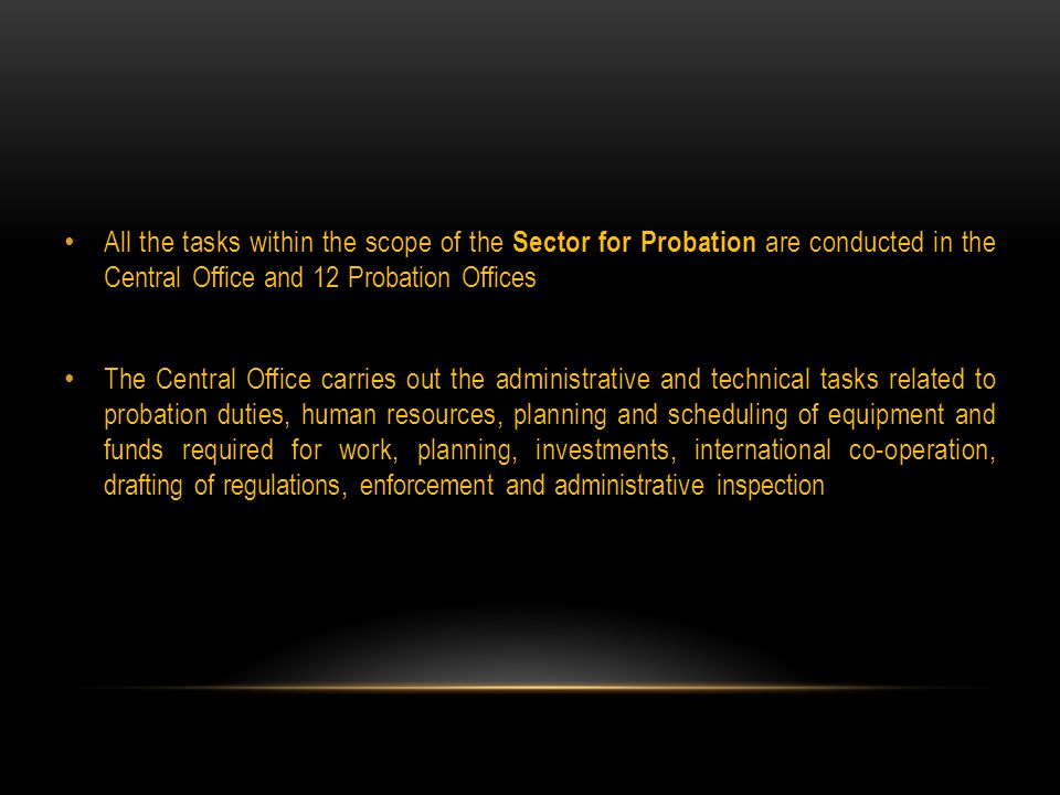 There are 12 Probation Offices in the Republic of Croatia:
