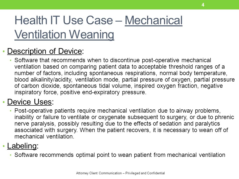 Attorney Client Communication – Privileged and Confidential Part 860– Medical Device Classification Regulatory Requirement: Establishes the criteria and procedures used determining class of regulatory control (class I, class II, or class III) appropriate for particular devices Purpose or Risk Mitigated by Regulation: To ensure consistent application and risk-based classification of medical devices.