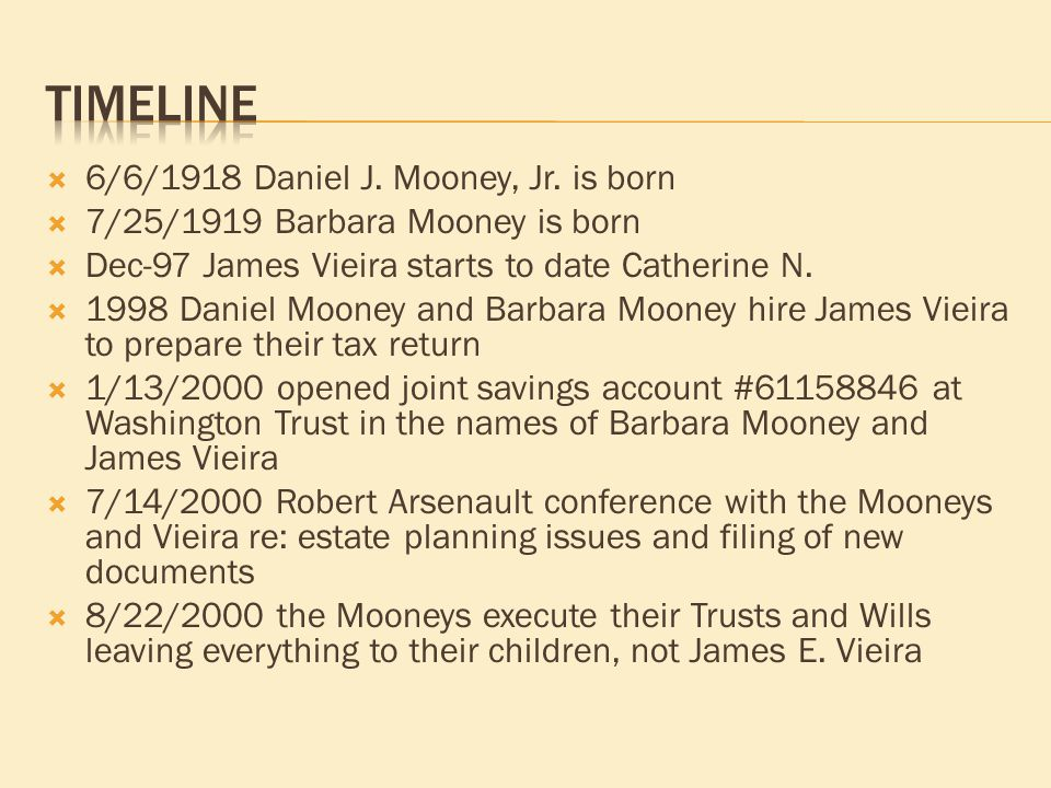  6/6/1918 Daniel J. Mooney, Jr.
