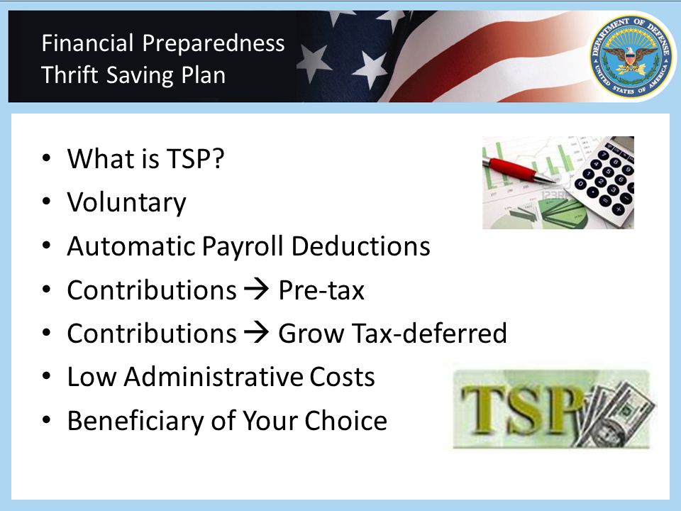 What is TSP.