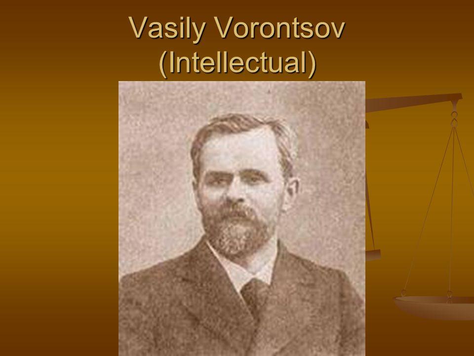 Vasily Vorontsov (Intellectual)